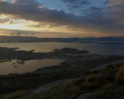 Utsikt frå Nordfjell