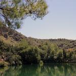 Ved innsjøen i Zaros