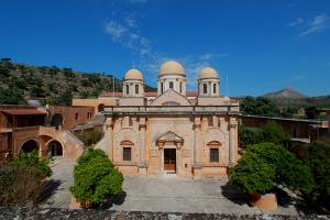 Agia Triada Klosteret