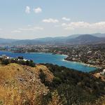 Utsikt mot St. Nicholaos