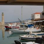Hamna i Rethymnon