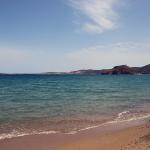 Kouremenos strand