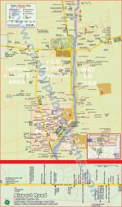 Kart-over-Siem-Reap